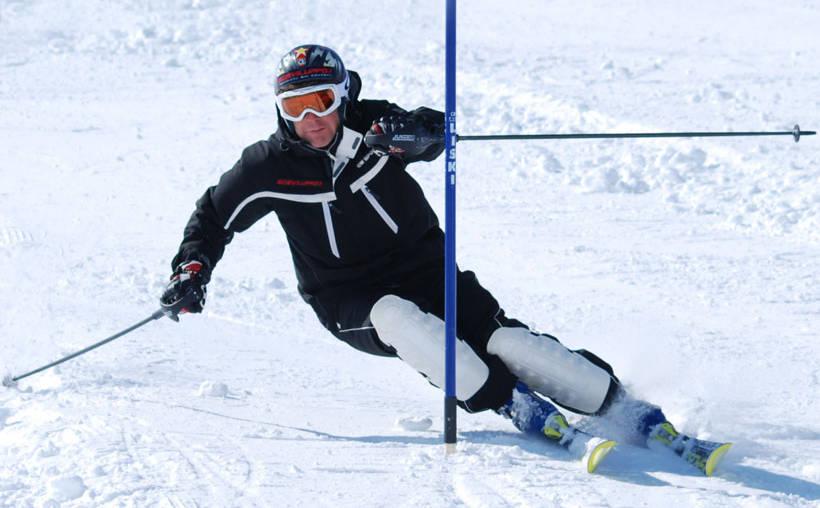 Fausto slalom