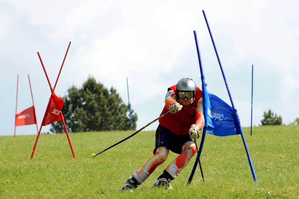 Ivan Mortolini - slalom gigante
