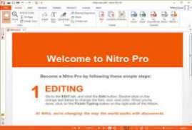 NITRO PRO PDF 10